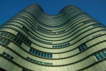 Abstracte architectuur fotografie van Maurice de vries