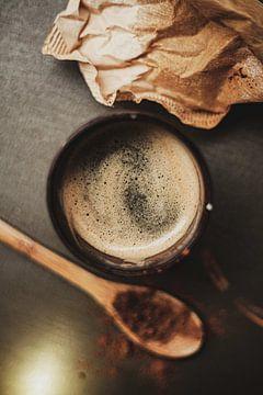 Koffie van Melanie Schat