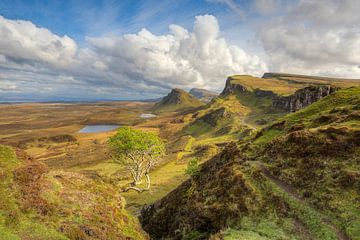 Quiraing, Isle of Skye von Michael Valjak