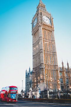 Big Ben, Londres sur Daphne Groeneveld