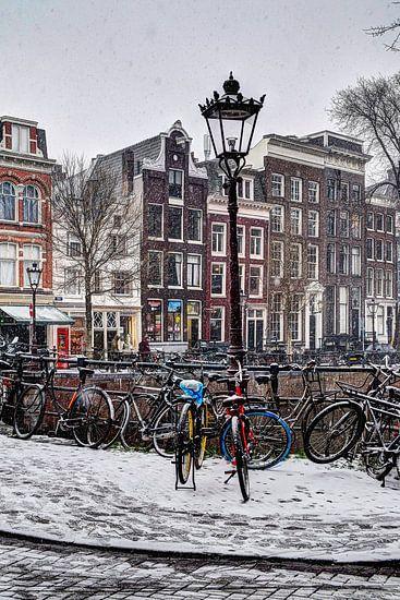 Winter Amsterdam Spiegelbuurt