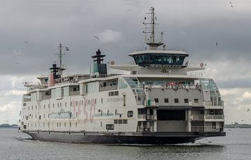 Veerboot Dokter Wagenmaker van John Wiersma