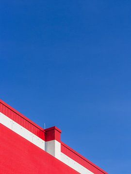 Rood, wit en blauw van Thomas Procek