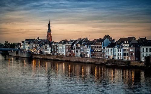 Maastricht op canvas en posters