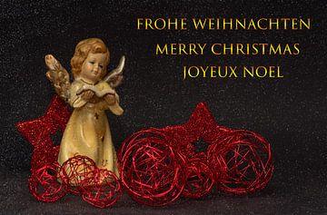 Concept Xmas : Merry Christmas van Michael Nägele