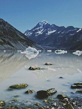 Hooker Lake sur Dyon Klaassen