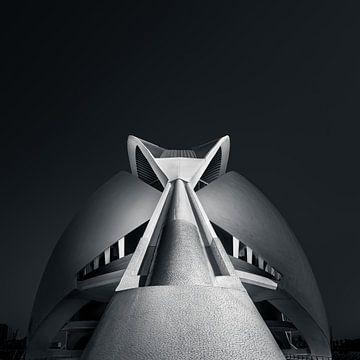 Moderne architectuur Valencia von Martijn Kort