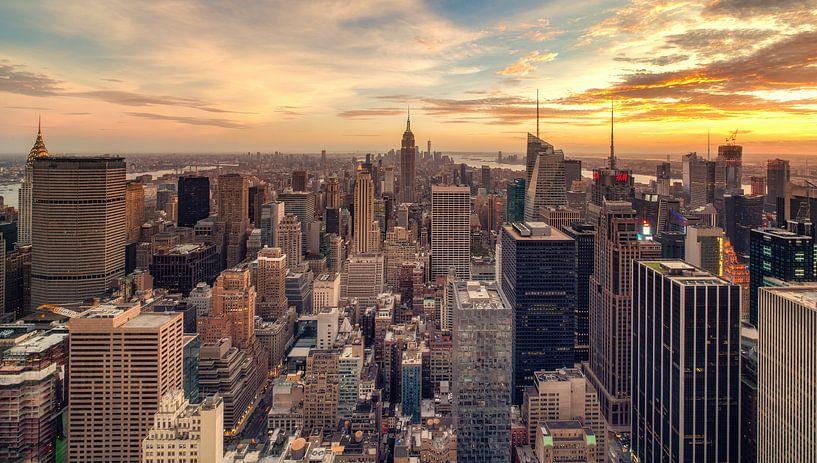 New York New York! van Photo Wall Decoration