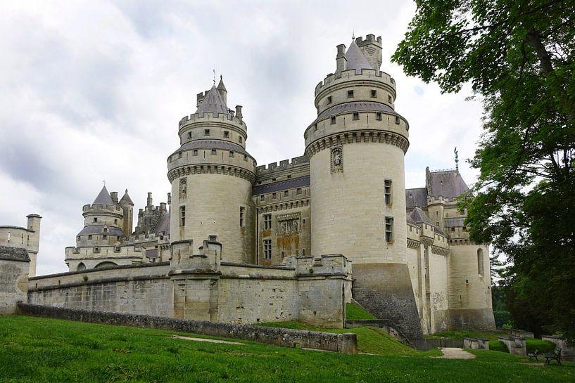 Château Pierrefonds van Harry Hadders