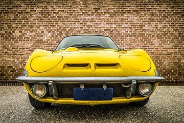 Opel GT van mike van schoonderwalt