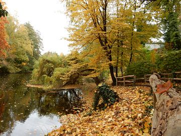 Autumn in Berlin van Christine Volpert
