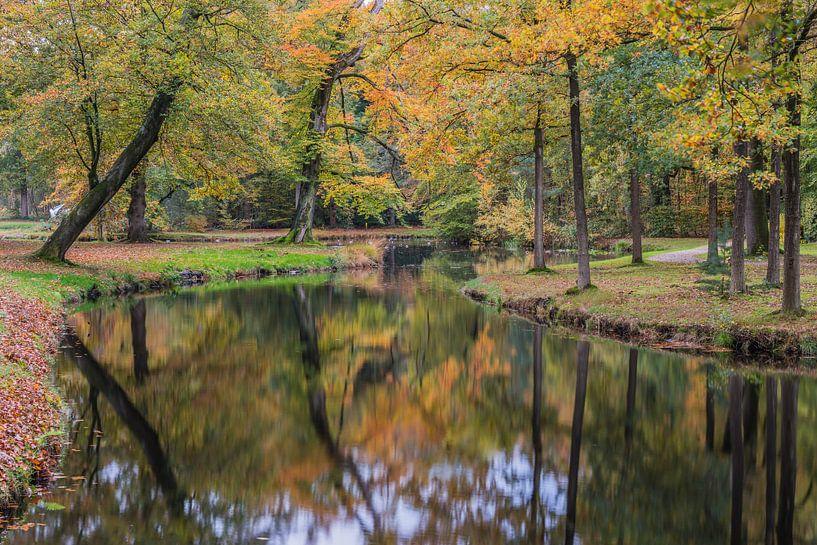 Herfst in Groeneveld van Jeroen de Jongh