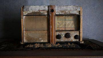 Maison Schummelpenninck Abandoned Radio von Edou Hofstra