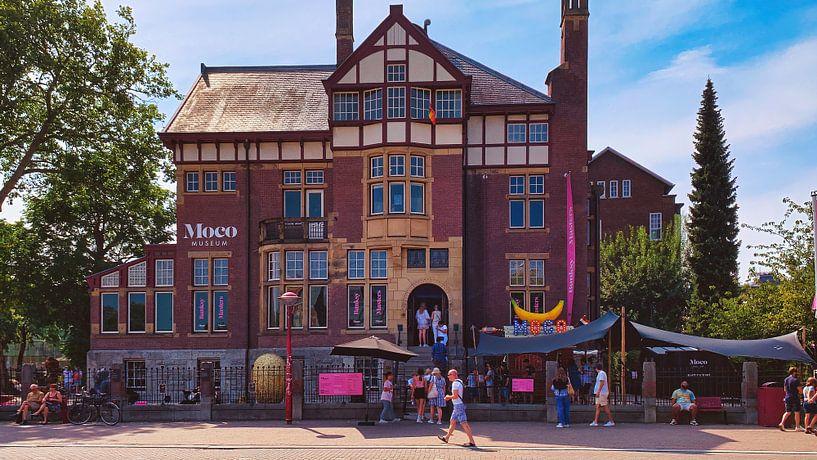 Moco museum Amsterdam van Digital Art Nederland