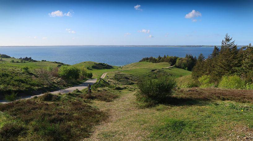 Le paysage au Danemark sur BVpix