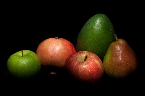 Fruitmix van