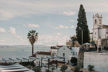 Lisbon view, Portugal von Manon Visser