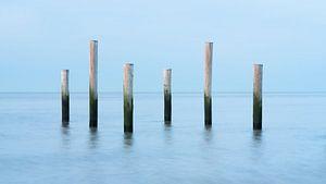 Posten in der Nordsee