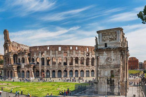 Kolosseum Rom, Italien von