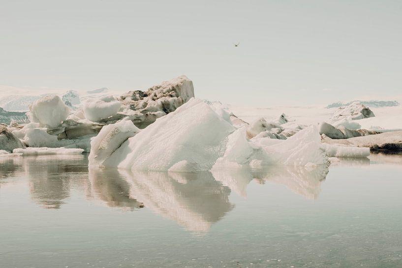 Icebergs XIII van Pascal Deckarm