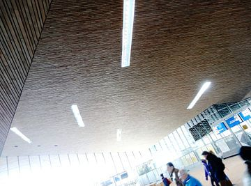 Rotterdam CS - Aankomsthal 3
