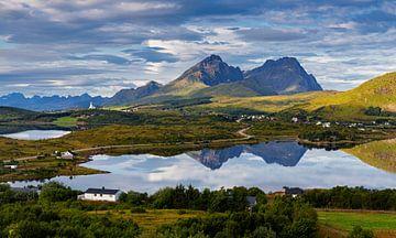 Torvdalshalsen, Noorwegen van Adelheid Smitt