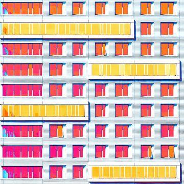 Fenster XIV von Maurice Dawson