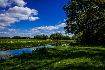 Uferlandschaft von Frank Ketelaar