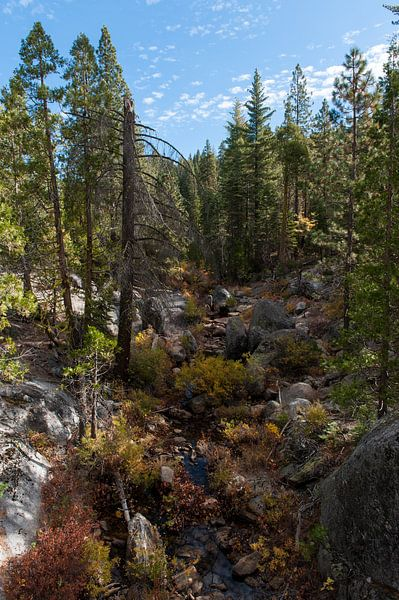 Sierra Nevada gebergte van Wim Slootweg
