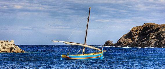The boat van Maurice Hoogeboom