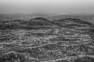 Winter über den Dünen von jeroen akkerman