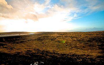 Icelandic landscape van Victor Van Rooij