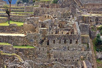 Machu Picchu in Peru van Yvonne Smits