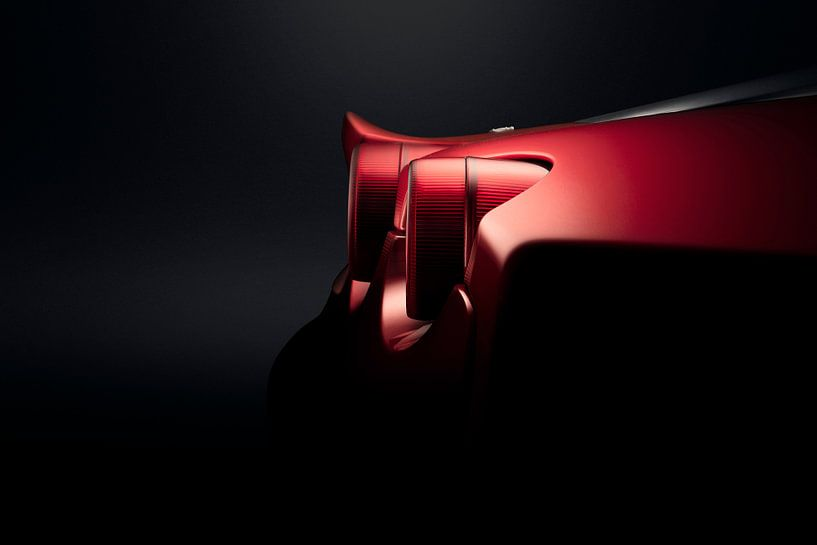 Ferrari F430 F1 Coupe van Thomas Boudewijn