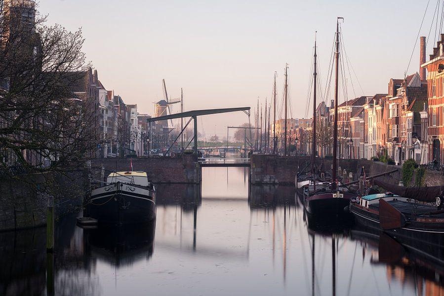 Delfshaven van Ronne Vinkx