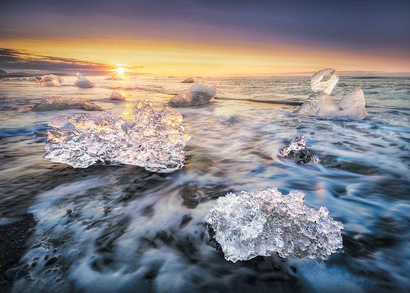 Iceland Coast von FineArt Prints   Zwerger-Schoner  