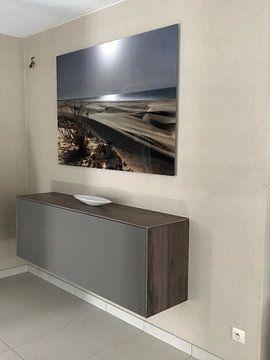Klantfoto: De zandduinen van Boa Vista van Jaap van Lenthe