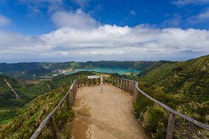 Boca do Inferno, Sete Cidades, Azoren, Portugal