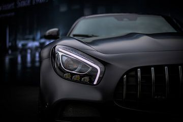 Auto Mercedes AMG van Simon Rohla