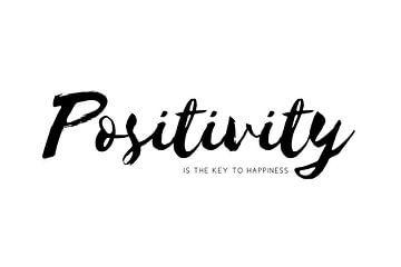 Positiviteit is de sleutel tot geluk van Kim Karol / Ohkimiko