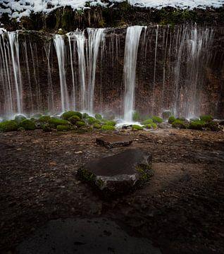 waterval geiser van Herke Kaandorp
