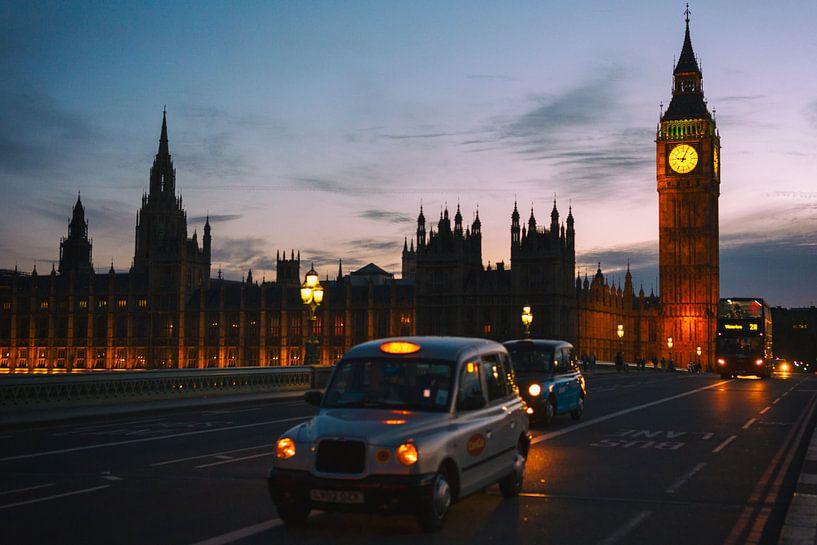 London Calling van Thomas van Galen