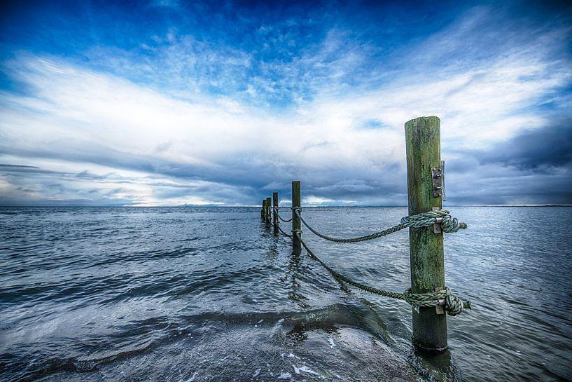 Waddenzee van Alex Hiemstra
