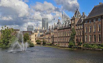 Der Binnenhof in Den Haag von Jan Kranendonk