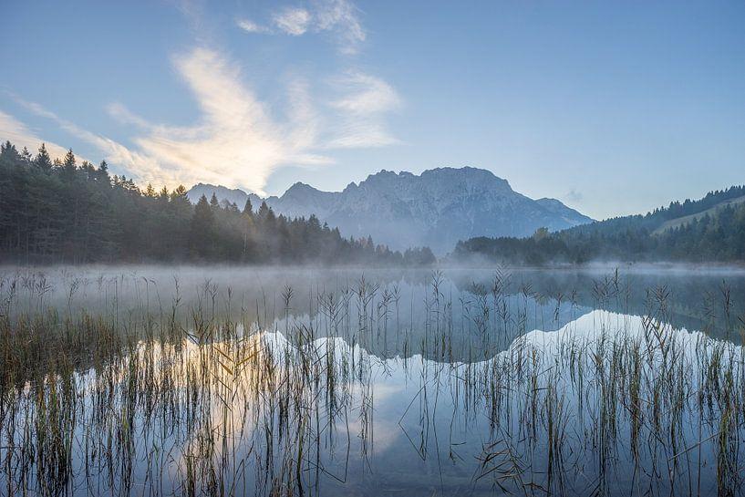 Morgens am See von Patrice von Collani