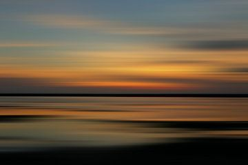 Zeeuws strand van Sander van Ketel