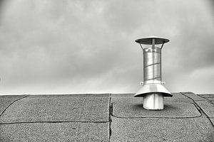 Rust voor roest op dak van Ernst van Voorst