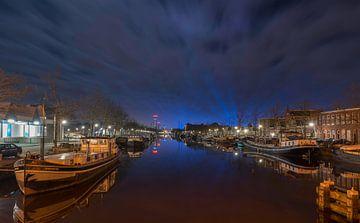 Leeuwarden Culturele Hoofdstad 2018 van Kevin Boelhouwer