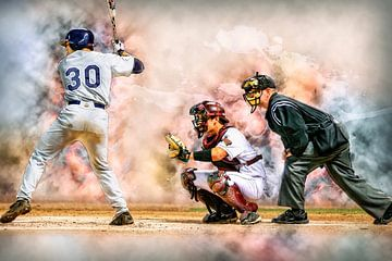 Baseball von Peter Roder