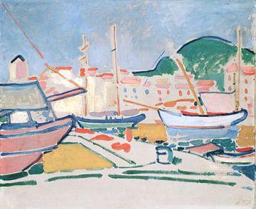 Port, André Derain sur